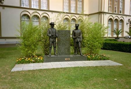 K.N.I.L. monument te Bronbeek